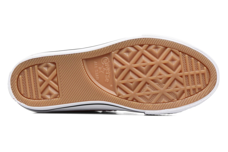 Sneakers Converse Converse One Star 3V Ox Rosso immagine dall'alto