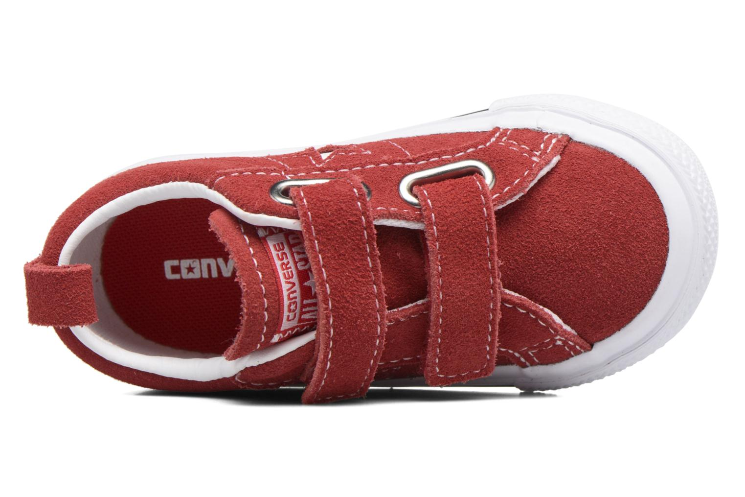 Trainers Converse Converse One Star 2V Ox Red back view