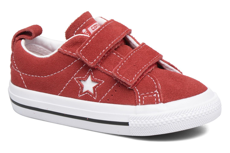 Deportivas Converse Converse One Star 2V Ox Rojo vista de detalle / par