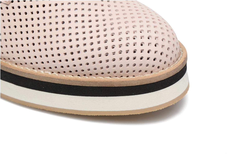 Chaussures à lacets Made by SARENZA Sugar Shoegar #7 Beige vue gauche