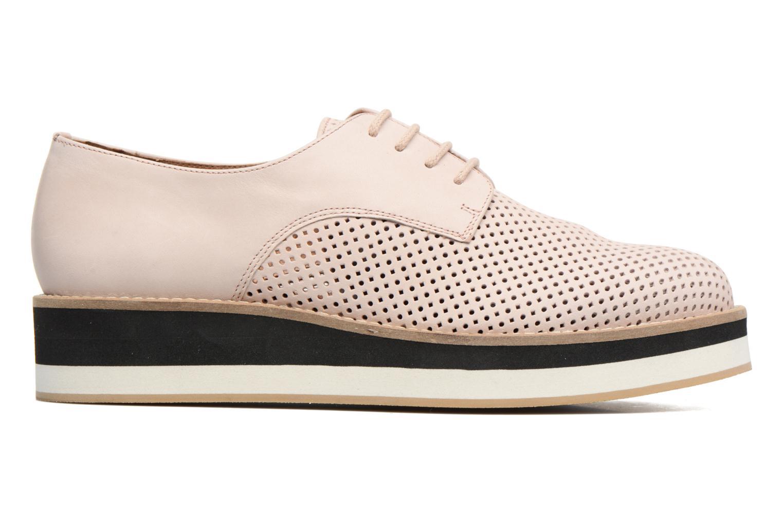 Chaussures à lacets Made by SARENZA Sugar Shoegar #7 Beige vue détail/paire