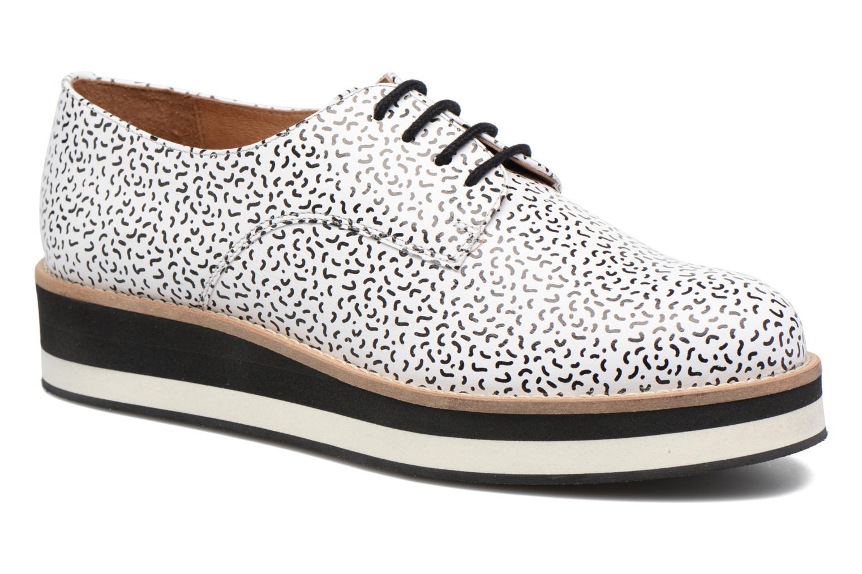 Chaussures à lacets Made by SARENZA Sugar Shoegar #7 Multicolore vue droite