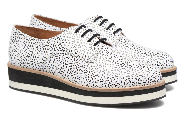 Chaussures à lacets Made by SARENZA Sugar Shoegar #7 Multicolore vue derrière