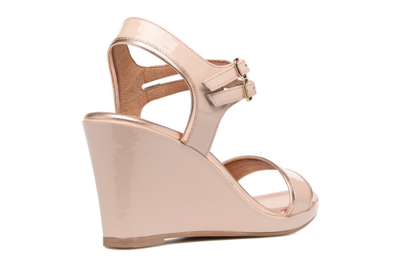 Sandalen Made by SARENZA Pastel Belle #10 beige ansicht von vorne