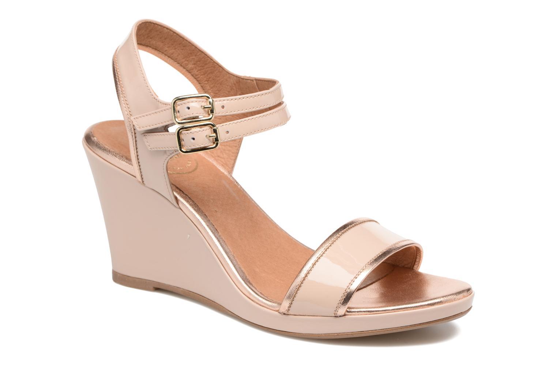 Sandalen Made by SARENZA Pastel Belle #10 beige ansicht von rechts