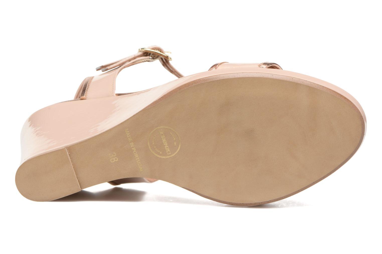 Sandali e scarpe aperte Made by SARENZA Pastel Belle #10 Beige immagine dall'alto