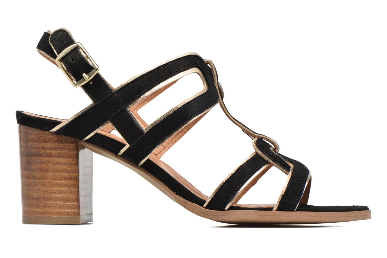 Sandales et nu-pieds Made by SARENZA Frida Banana #1 Noir vue détail/paire