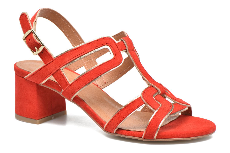 Sandales et nu-pieds Made by SARENZA Frida Banana #2 Rouge vue droite