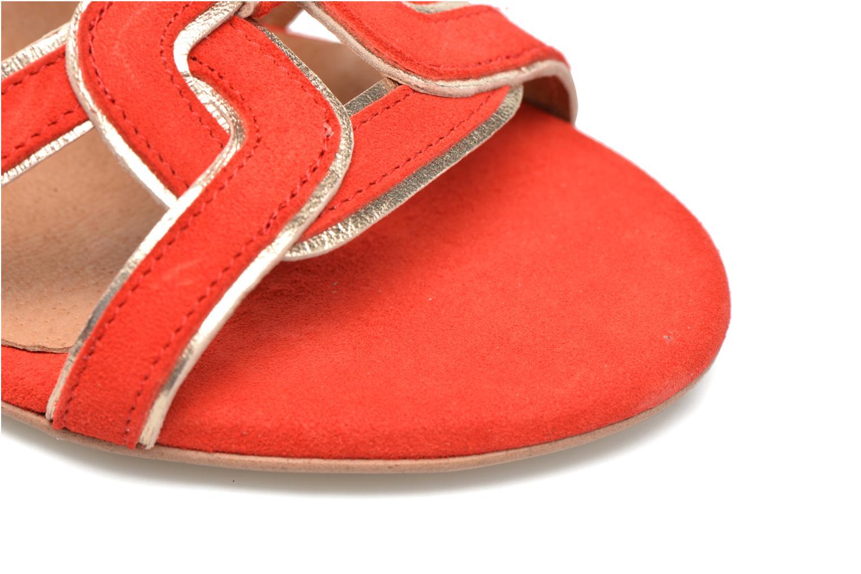 Sandales et nu-pieds Made by SARENZA Frida Banana #2 Rouge vue gauche