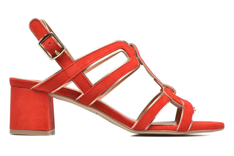Sandales et nu-pieds Made by SARENZA Frida Banana #2 Rouge vue détail/paire