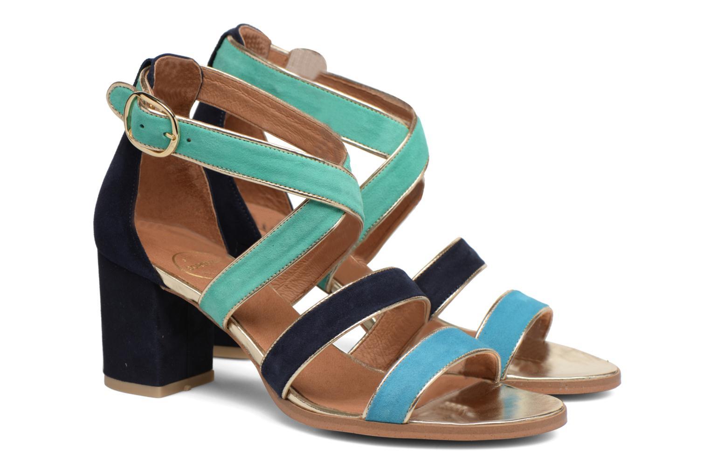 Sandali e scarpe aperte Made by SARENZA Bombay Babes Sandales à Talons #2 Multicolore immagine posteriore