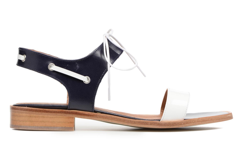 Sandales et nu-pieds Made by SARENZA Pastel Belle #6 Bleu vue détail/paire