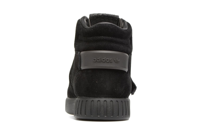 Baskets Adidas Originals Tubular Invader Strap J Noir vue droite