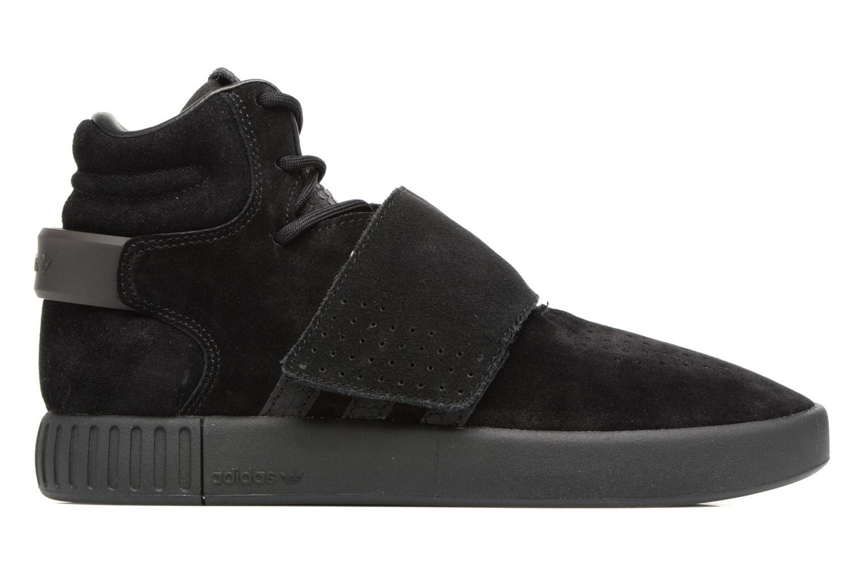 Sneakers Adidas Originals Tubular Invader Strap J Nero immagine posteriore