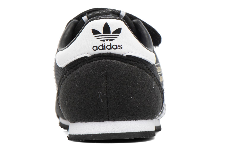 Baskets Adidas Originals Dragon Og Cf I Noir vue droite