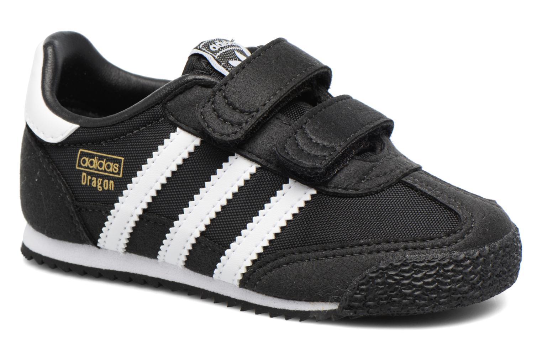 Baskets Adidas Originals Dragon Og Cf I Noir vue détail/paire