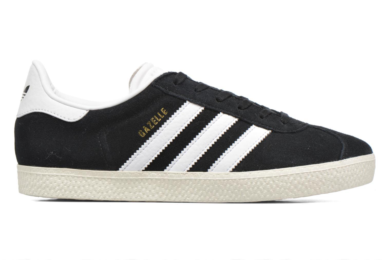 Sneakers Adidas Originals Gazelle J Nero immagine posteriore