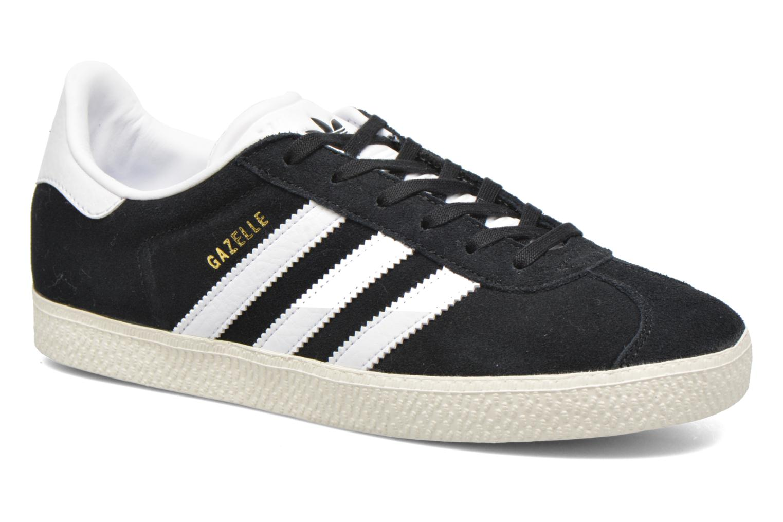 Adidas Gazelle Taille 12 Noir Homme Trainers Noir