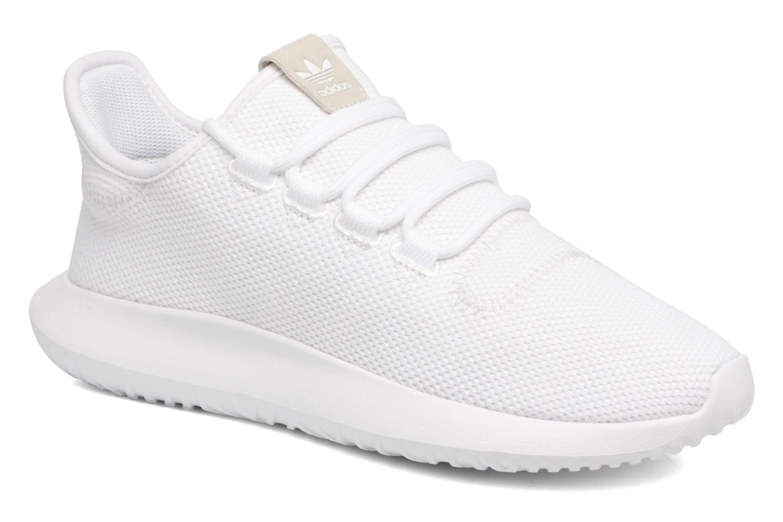 Sneaker Adidas Originals Tubular Shadow J weiß detaillierte ansicht/modell