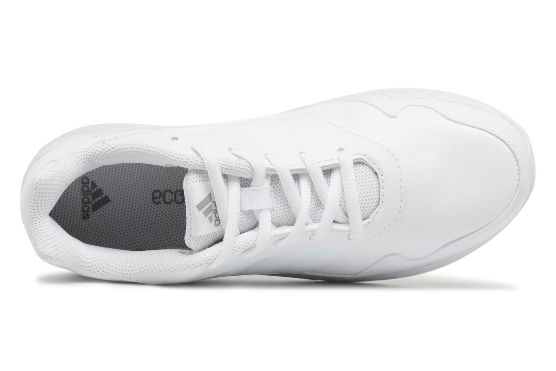 Sportschuhe Adidas Performance Altarun K weiß ansicht von links