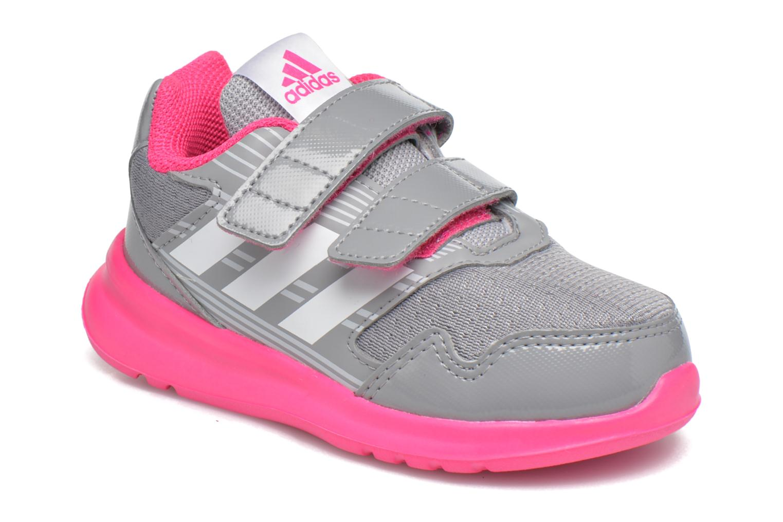 Sneakers Adidas Performance Altarun Cf I Grå detaljeret billede af skoene