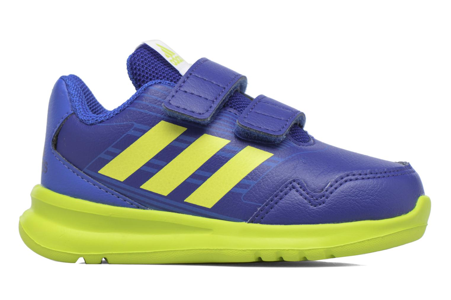Trainers Adidas Performance Altarun Cf I Blue back view