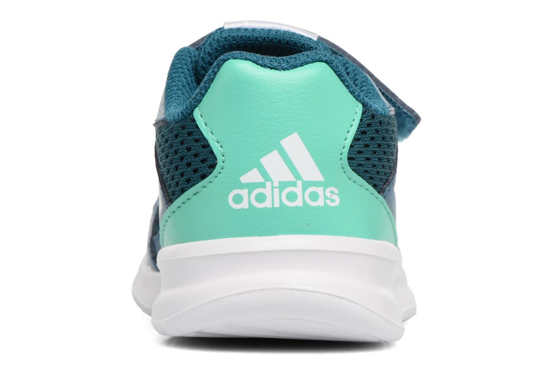 Baskets Adidas Performance Altarun Cf I Bleu vue droite