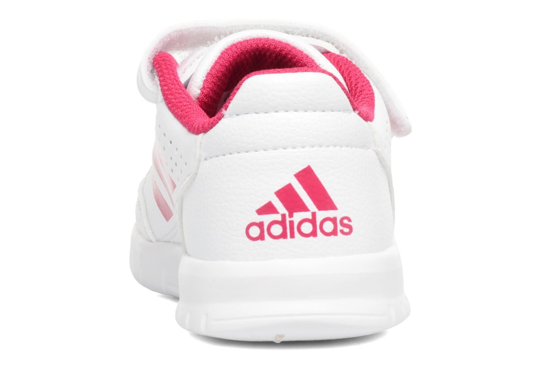 Baskets Adidas Performance Altasport Cf I Blanc vue droite