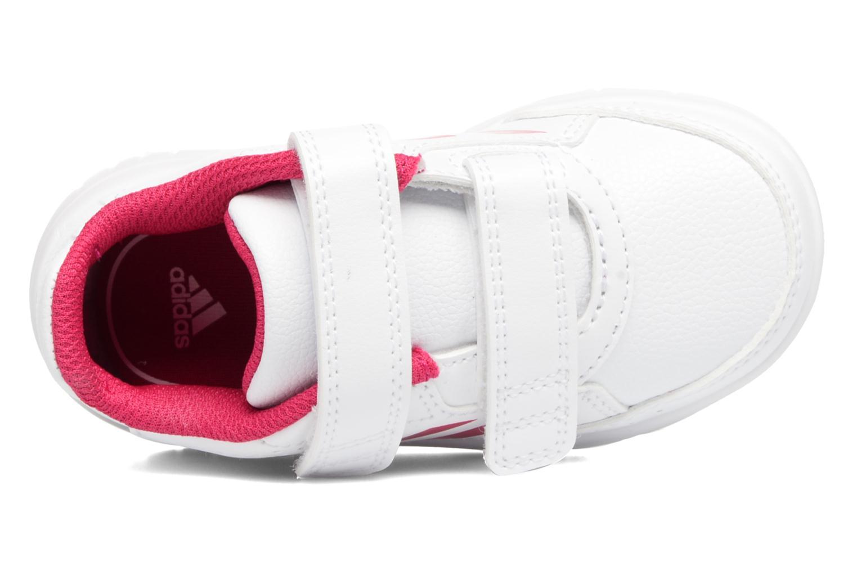 Baskets Adidas Performance Altasport Cf I Blanc vue gauche
