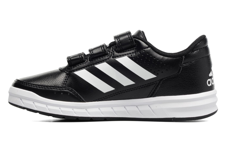 Sneaker Adidas Performance Altasport Cf K schwarz ansicht von vorne
