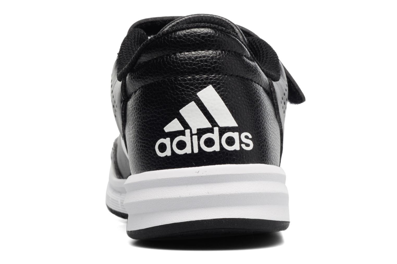 Sneaker Adidas Performance Altasport Cf K schwarz ansicht von rechts