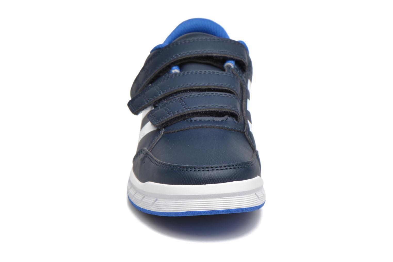 Baskets Adidas Performance Altasport Cf K Bleu vue portées chaussures