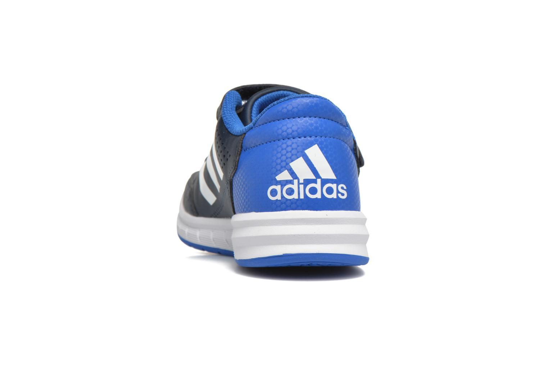Baskets Adidas Performance Altasport Cf K Bleu vue droite