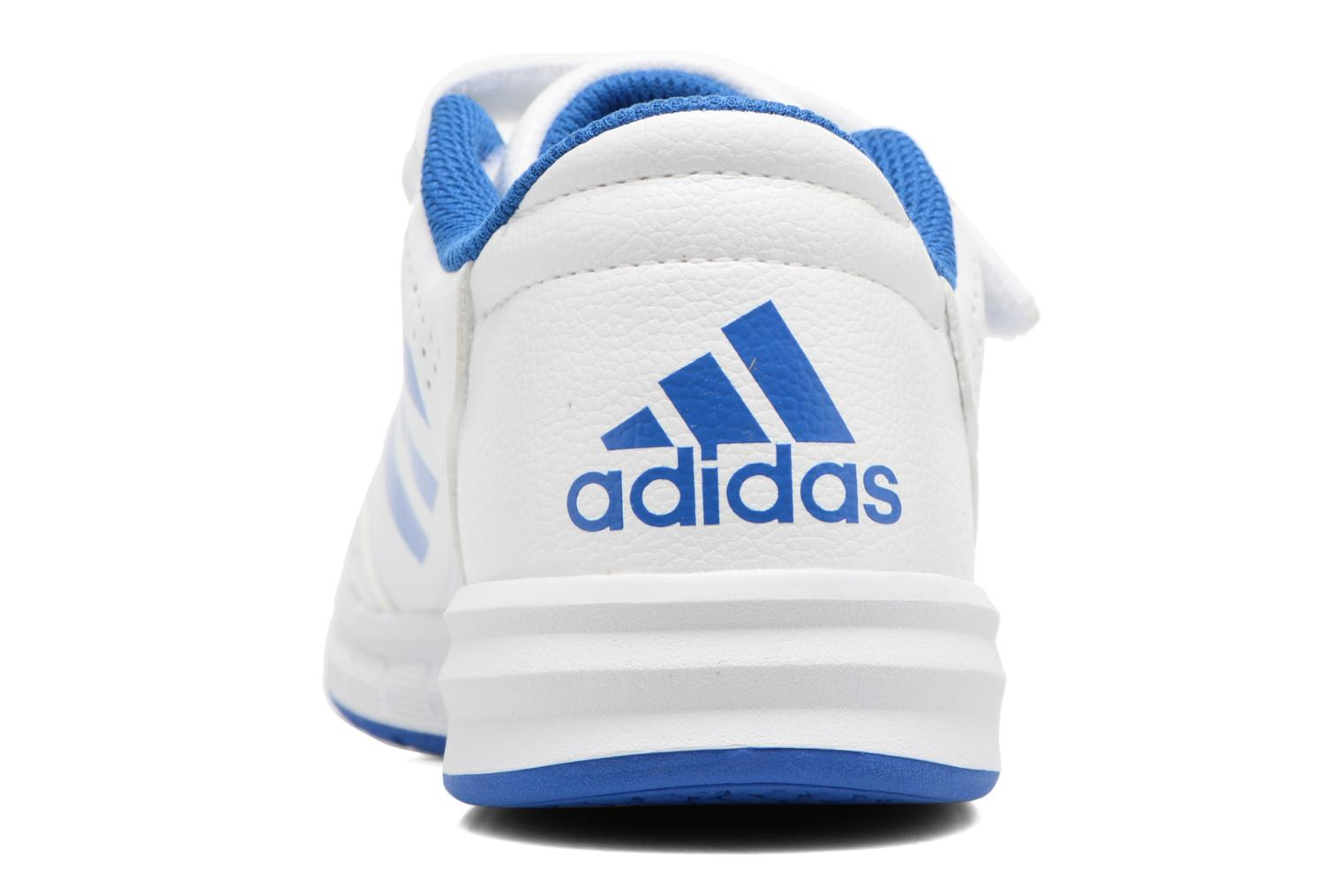 Trainers Adidas Performance Altasport Cf K White view from the right