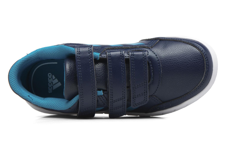 Baskets Adidas Performance Altasport Cf K Bleu vue gauche