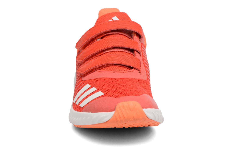 Sneaker Adidas Performance Fortarun Cf K orange schuhe getragen