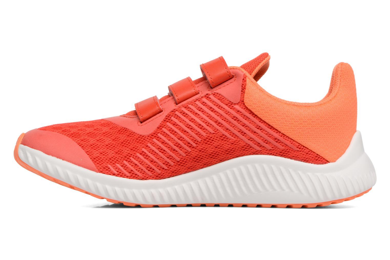 Sneaker Adidas Performance Fortarun Cf K orange ansicht von vorne