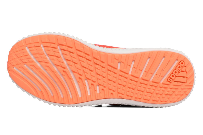 Sneaker Adidas Performance Fortarun Cf K orange ansicht von oben