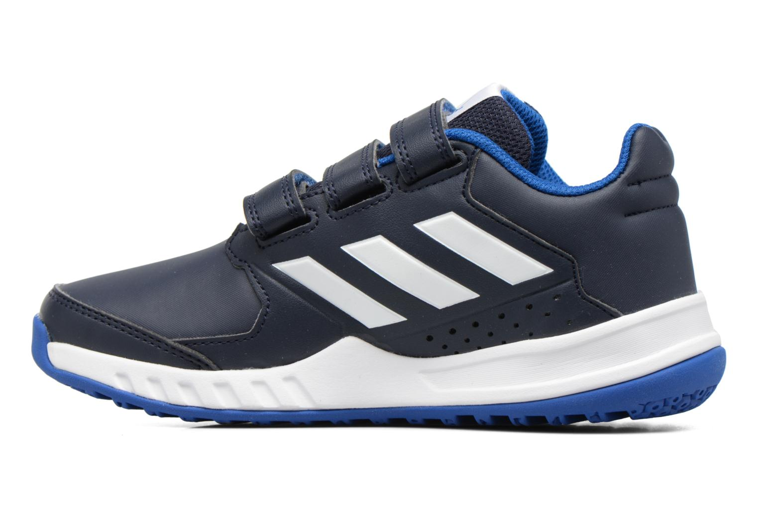 Sneakers Adidas Performance Fortagym Cf K Azzurro immagine frontale