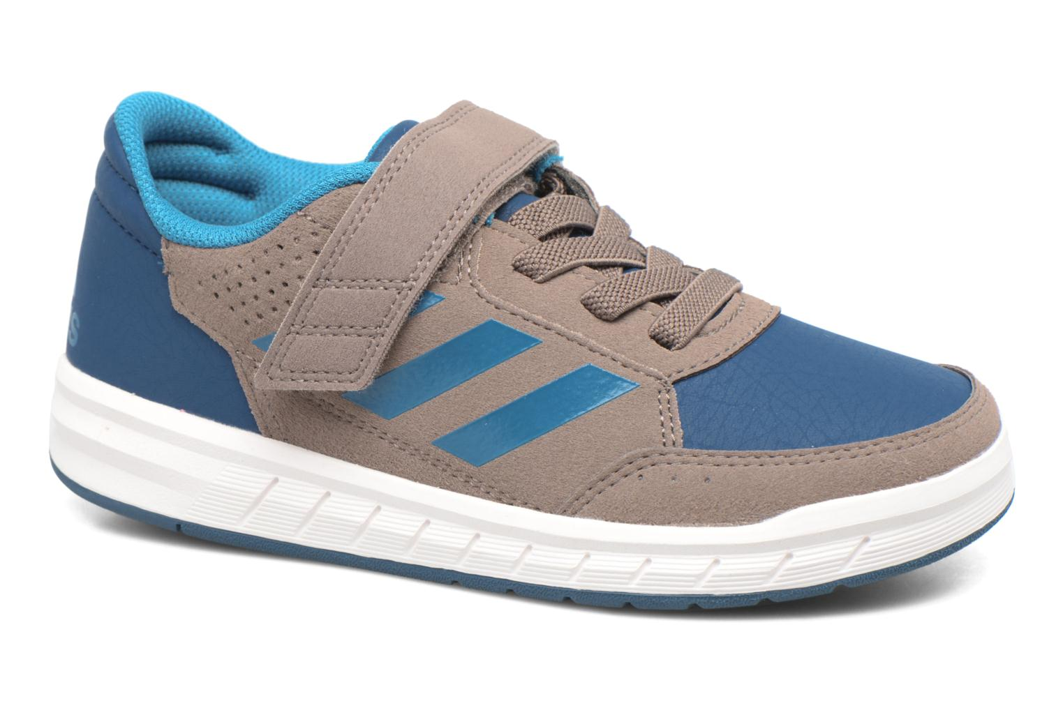 Trainers Adidas Performance Altasport El K Brown detailed view/ Pair view