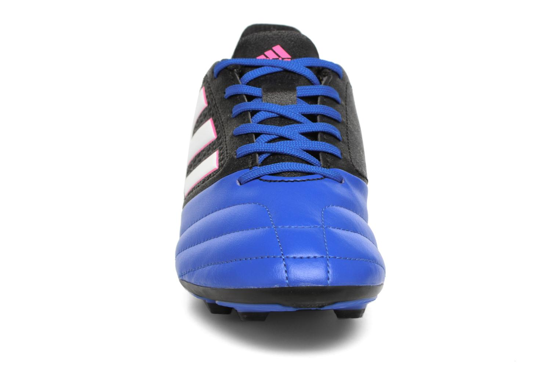 Zapatillas de deporte Adidas Performance Ace 17.4 Fxg J Negro vista del modelo