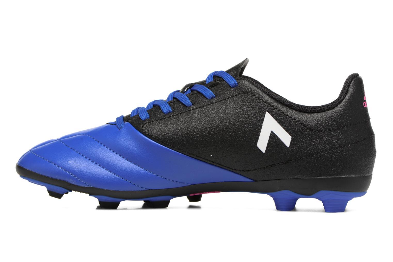 Scarpe sportive Adidas Performance Ace 17.4 Fxg J Nero immagine frontale
