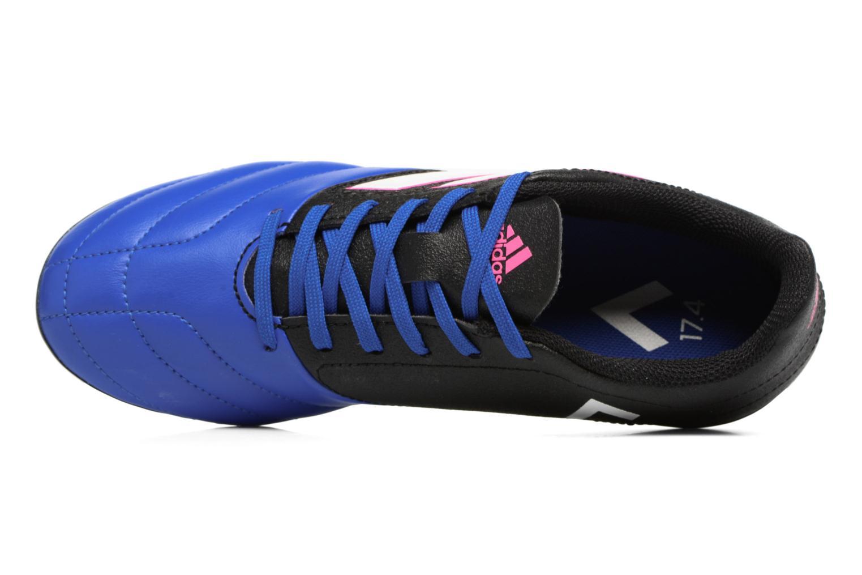 Scarpe sportive Adidas Performance Ace 17.4 Fxg J Nero immagine sinistra
