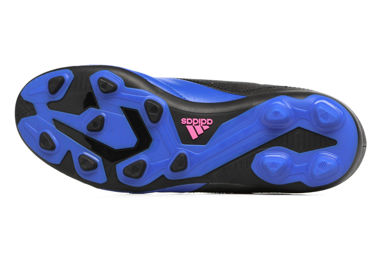 Scarpe sportive Adidas Performance Ace 17.4 Fxg J Nero immagine dall'alto