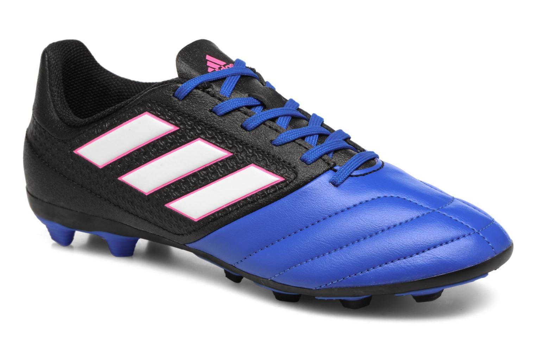 Zapatillas de deporte Adidas Performance Ace 17.4 Fxg J Negro vista de detalle / par