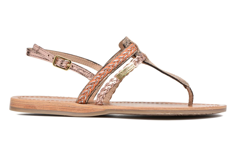 Sandali e scarpe aperte Les Tropéziennes par M Belarbi Baraka Oro e bronzo immagine posteriore