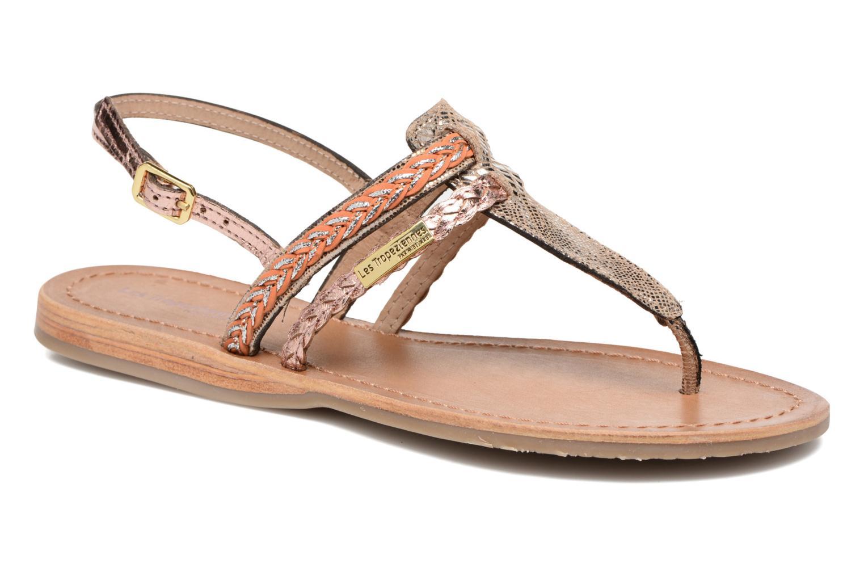 Sandali e scarpe aperte Les Tropéziennes par M Belarbi Baraka Oro e bronzo vedi dettaglio/paio