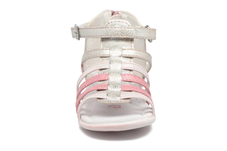 Sandalen NA! Adelphia rosa schuhe getragen