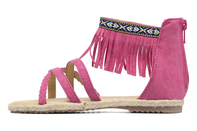 Sandali e scarpe aperte NA! Rash Rosa immagine frontale