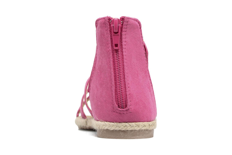 Sandali e scarpe aperte NA! Rash Rosa immagine destra